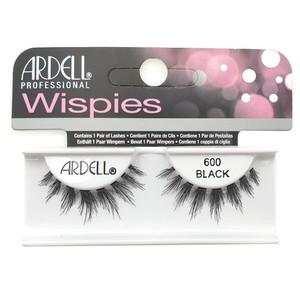 רצועות להדבקת ריסים - Ardell WISPIES 600 Black