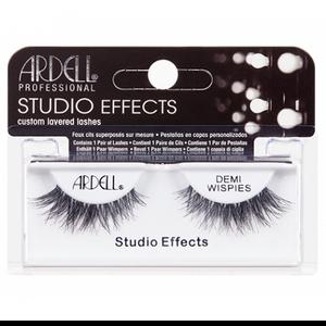 """רצועות להדבקת ריסים - Ardell """"Studio Effects"""" DEMI WISPIES Black"""