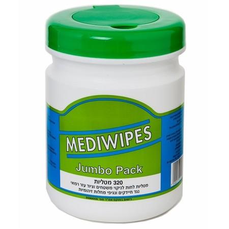 מטליות חיטוי Mediwipes