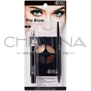 ערכה לעיצוב גבות - Ardell Pro Brow Defining Kit