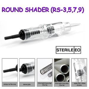 מחט מודול עם הברגה Round Shader - RS