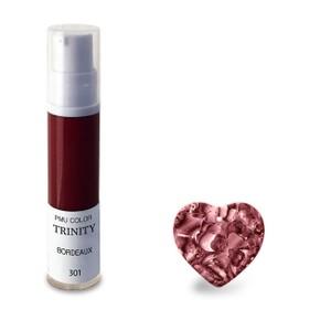 צבע לשפתיים - 301 בורדו - PMU Color Trinity