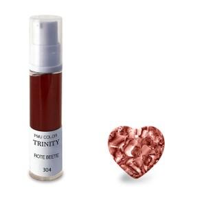 צבע לשפתיים - 304 רוט רד (אדום חזק) - PMU Color Trinity