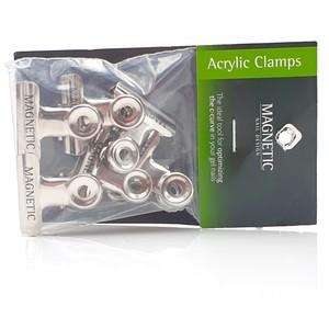 סט אטבים ממתכת לבניית ציפורניים - Magnetic Acrylic Clamps