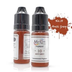 צבע לאיפור קבוע - לתיקונים - אנטי אפור - Magic Cosmetic PMU