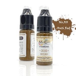 צבע לאיפור קבוע - לגבות - אנטי אדום - Magic Cosmetic PMU