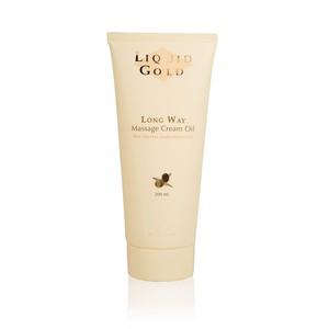 """קרם שמן לעיסוי - 200 מ""""ל - Long Way Massage Cream Oil"""