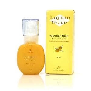 """סרום משי זהוב - 50 מ""""ל - Golden Silk Facial Serum"""