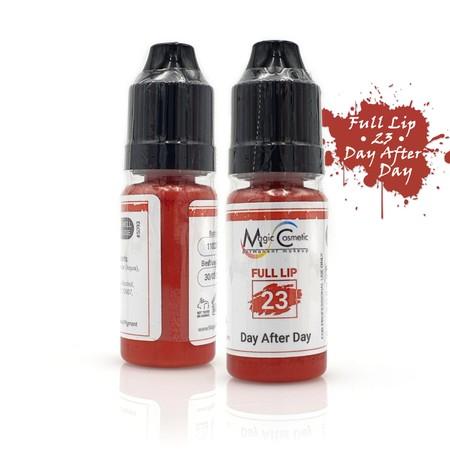 צבע פיגמנט לשפתיים - Day After Day #23<br>Magic Color PMU