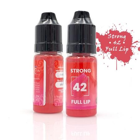 צבע פיגמנט - לשפתיים - Strong Full Lip #42<br>Magic Pmu