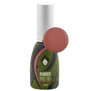 ראבר בייס - גוון ורוד חם <br>Rubber Base Gel - Warm Cover