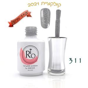 לק ג'ל ריו - Rio Gel polish number - 311