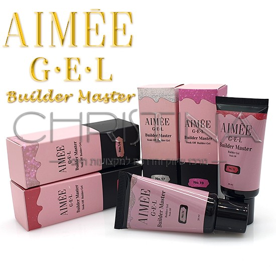 AIMEE G•E•L<br>Builder Master