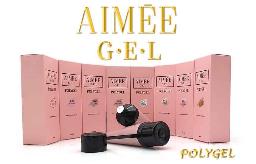AIMEE G•E•L<br>Polygel