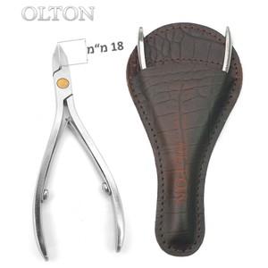 צבתית מקצועית לציפורן חודרנית מידה OLTON - XXXL