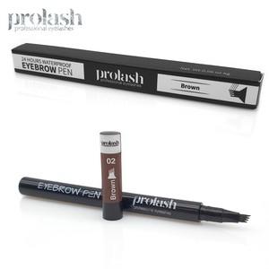 עיפרון גבות שיטת השיערה - גוון חום טבעי - PROLASH
