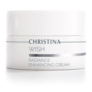 קרם חומצות פעיל להצערת העור - Wish Radiance Enhancing Cream