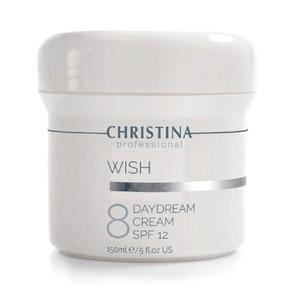 למכון - קרם יום עשיר לעור בוגר עם מקדם הגנה SPF 12 - שלב 8<br>Wish Daydream Cream SPF 12 - Step 8