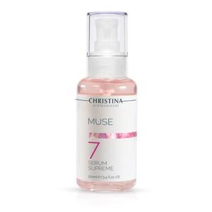 למכון - סרום אנטי אייג'ינג לכל סוגי העור - שלב 7<br>Muse Serum Supreme - Step 7