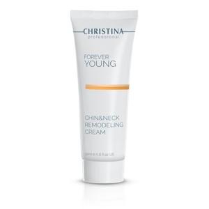 קרם סנטר וצוואר להפחתת מראה סנטר כפול - Forever Young Chin and Neck Remodelling Cream