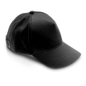 כובע מצחיה 5 פאנל כותנה סרוקה סגר מתכת