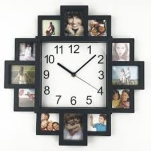 שעון מסביב תמונות