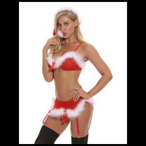 תחפושת סנטה קלאוס סקסית