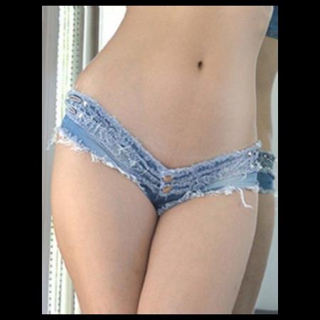 מכנסון ג'ינס סקסי