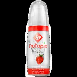 חומר סיכה בטעם תות