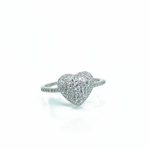 טבעת לב גדול