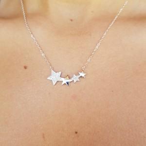 שרשרת כוכבים צמודים