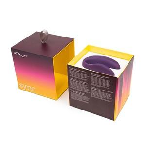 ווי וייב סינק We Vibe Sync ויברטור זוגי - המוצר המקורי עם אפליקציה לסמארטפון
