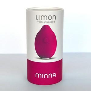 Minna Life - Limon לימון - ויברטור נטען נשלט בלחיצה