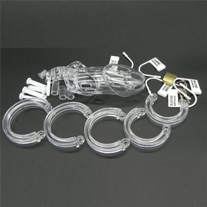 חגורת צניעות לגבר מפלסטיק CB6000