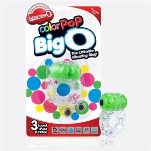 טבעת רטט BIG-O צבעונית