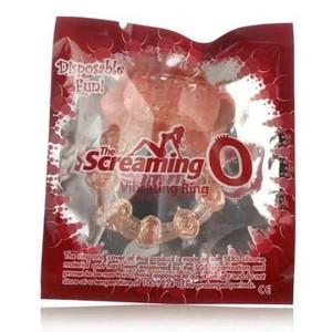 טבעת רטט זוגית חד פעמית Screaming-O