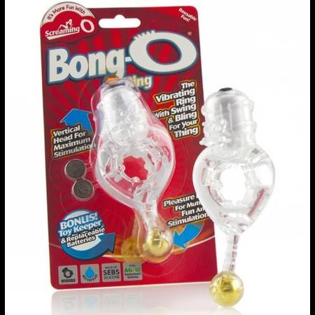 בונגו - טבעת רטט עם משקולת