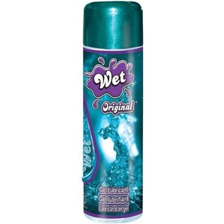 נוזל סיכה Wet Original