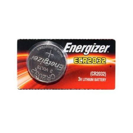 סוללת ליתיום ECR2032 שטוחה