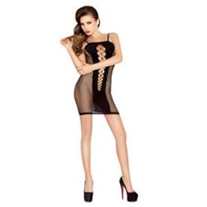 שמלת רשת סקסית מבית PASSION BS027