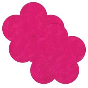 מדבקה איכותית לפטמות בצורת פרח