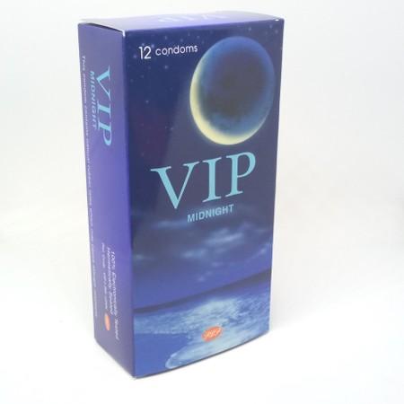 מארז של קונדומי VIP MIDNIGHT