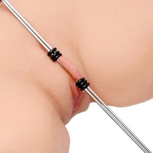 מוטות הידוק ממתכת  לפטמות ולשפתיים