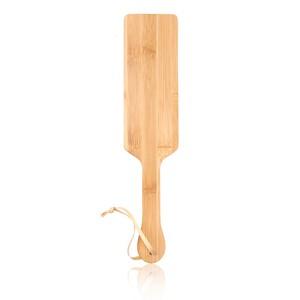 פאדל עשוי עץ בגוון טבעי