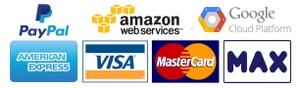 הגלישה באתר מאובטחת באמצעות SSL. עמוד התשלום מאובטח בתקן PCI DDS. ניתן לשלם באמצעות כרטיסי MAX, VISA, ISRACARD, AMEX