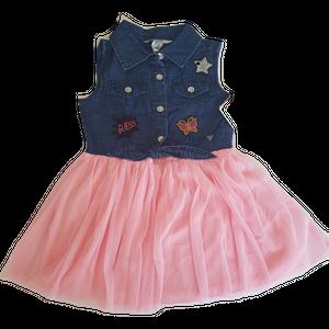 שמלת ג'ינס GUESS בעיצוב מקורי