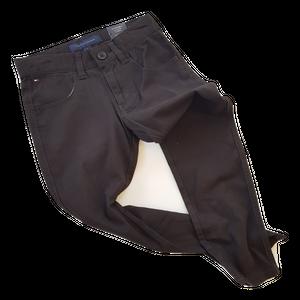 טומי הילפיגר מכנס שחור ארוך