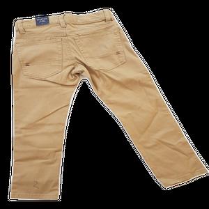 טומי הילפיגר מכנסי קופיו חאקי בנים