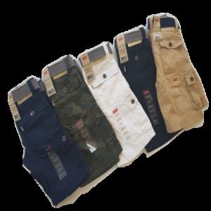 ג'ינסים ומכנסי ילדים