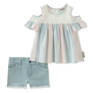 בגדי סטים ילדות